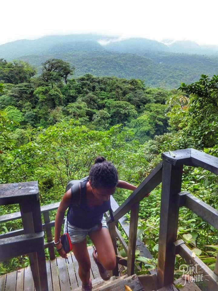 parc volcan tenorio sommet