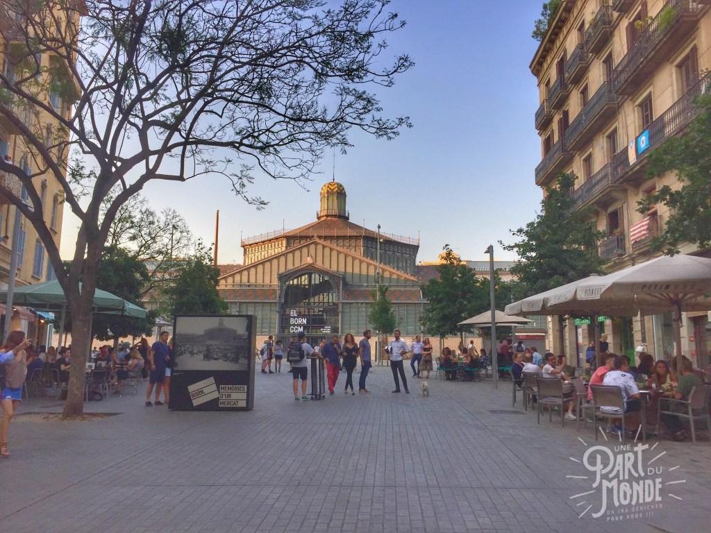 barcelone mercado del born
