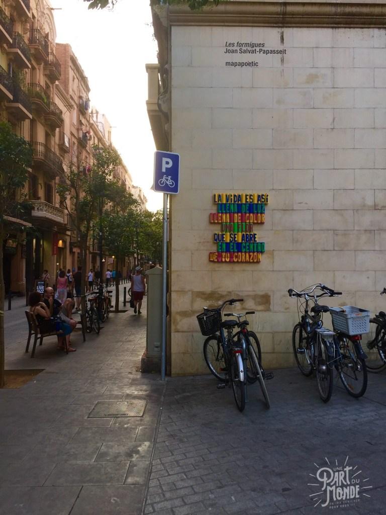 barcelone quartier el born