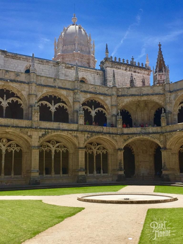 belem mosteiro dos jeronimos cloitre