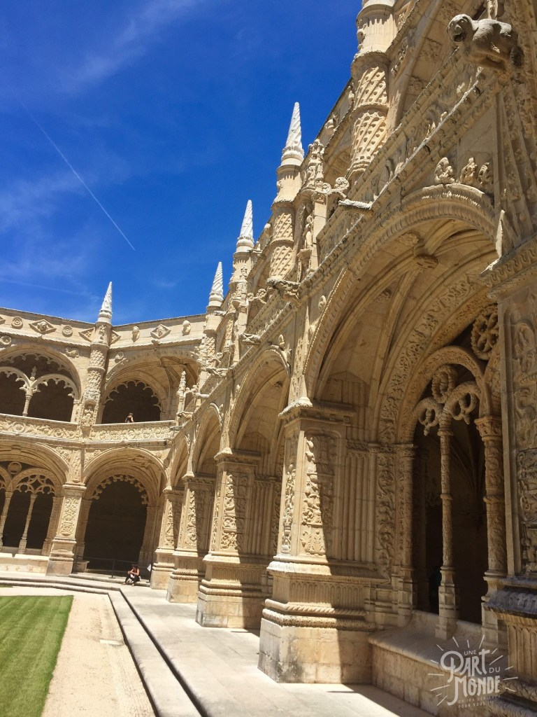 belem mosteiro dos jeronimos details
