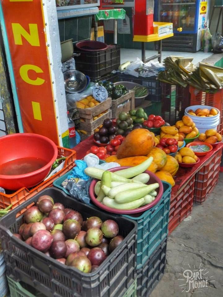 gastronomie mexicaine marchés