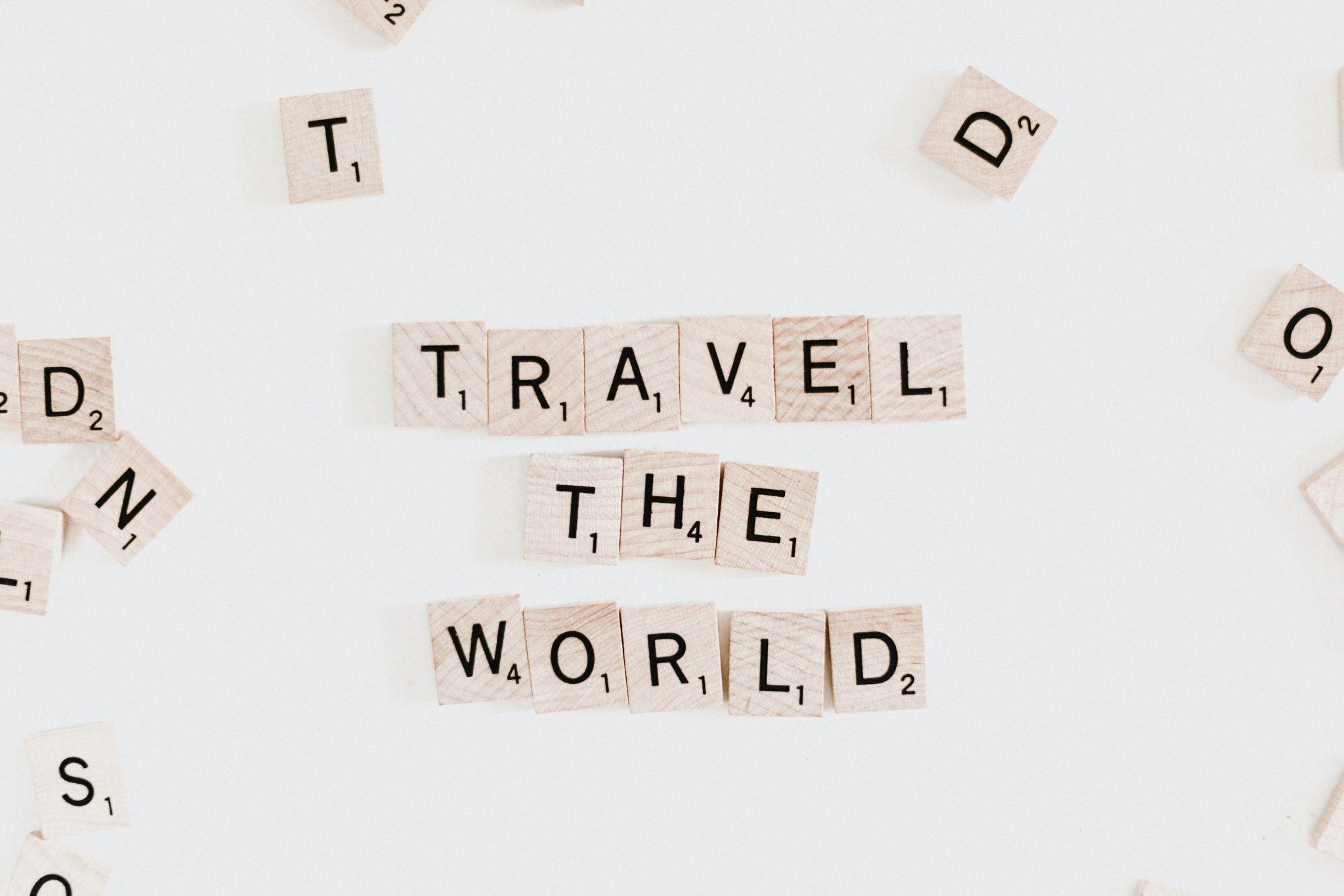 to do list préparation tour du monde