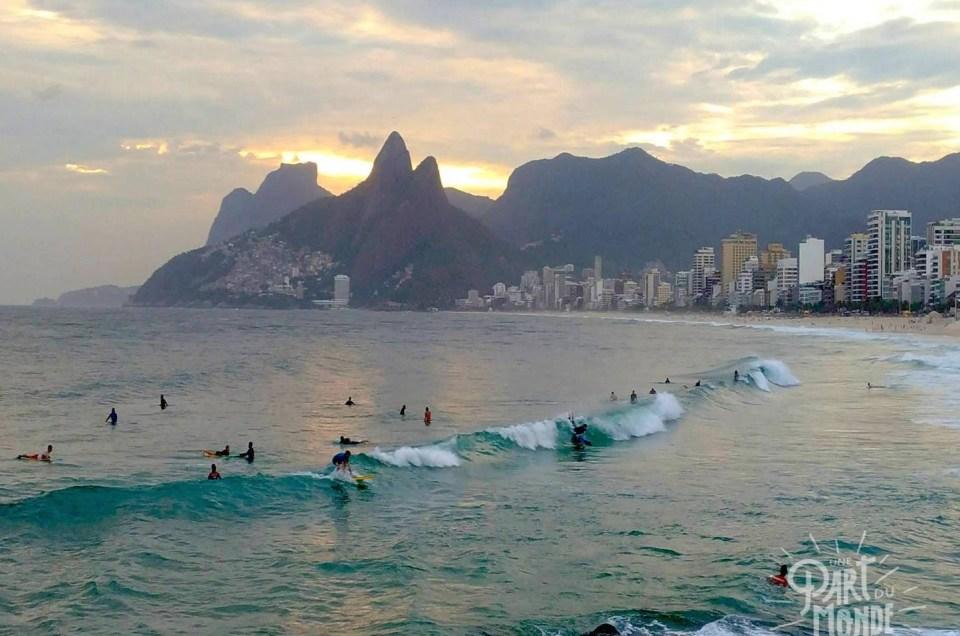 Rio de Janeiro côté nature, entre plages et forêt!