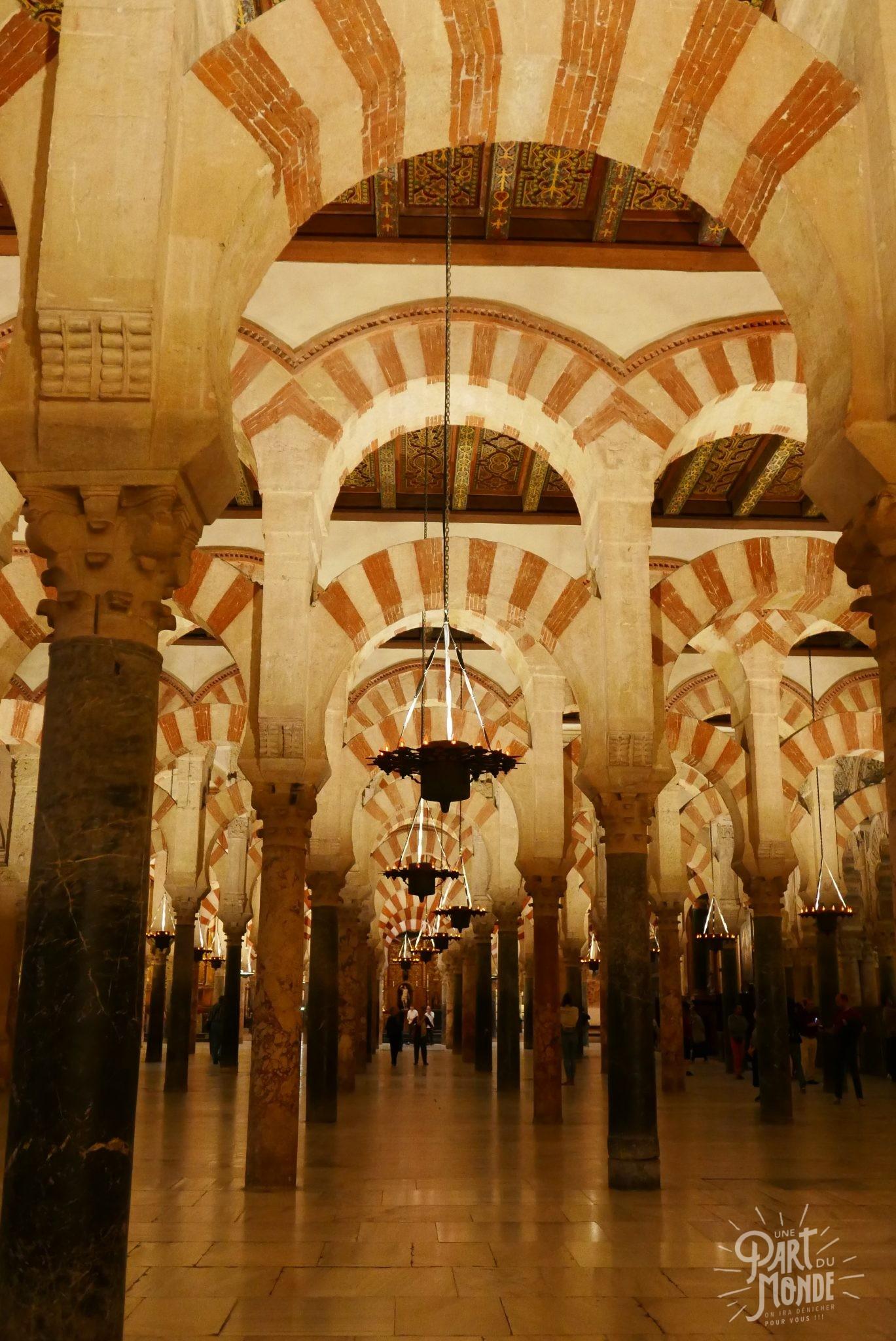 mezquita cordoue 1