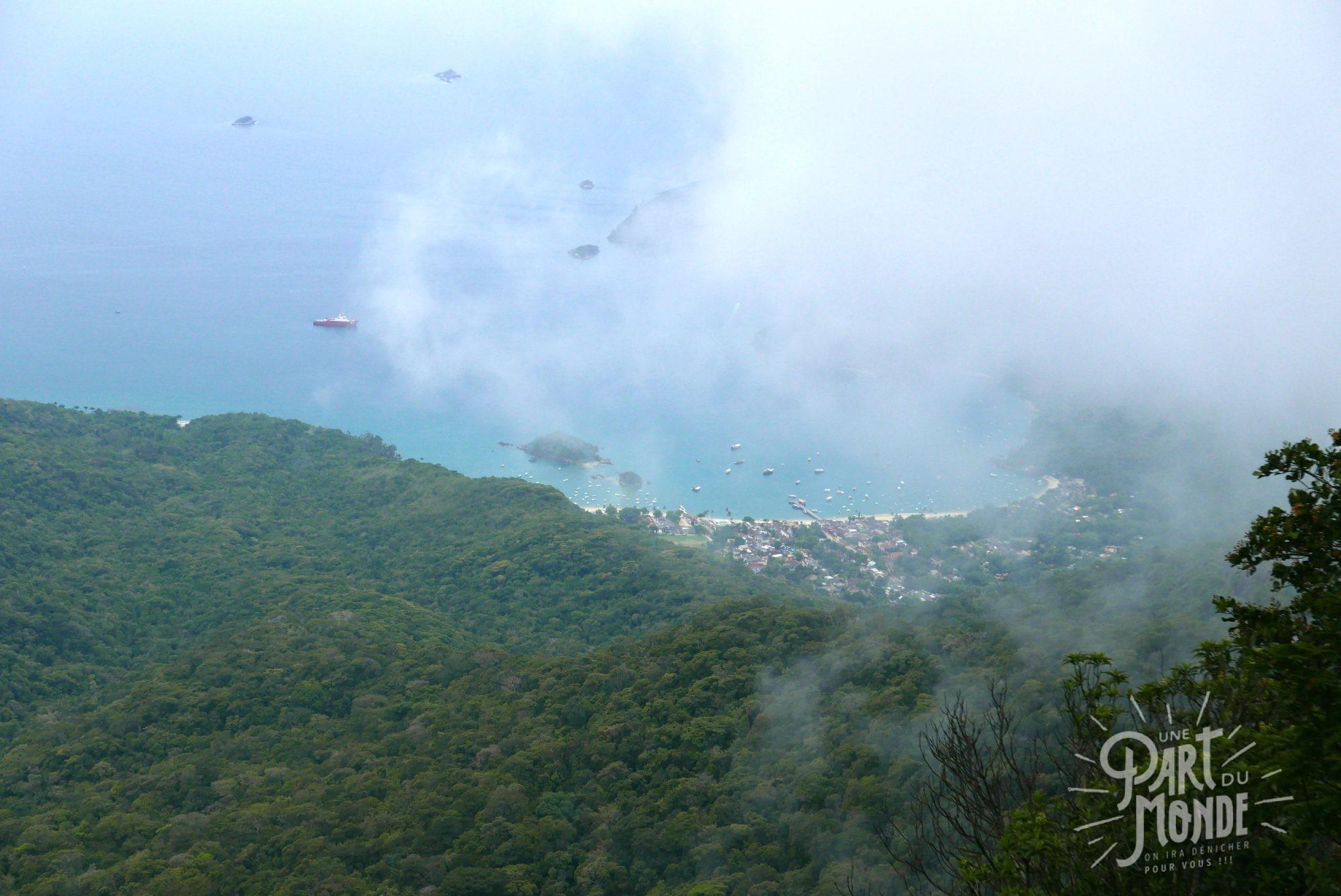 vue pic papagayo ilha grande 2