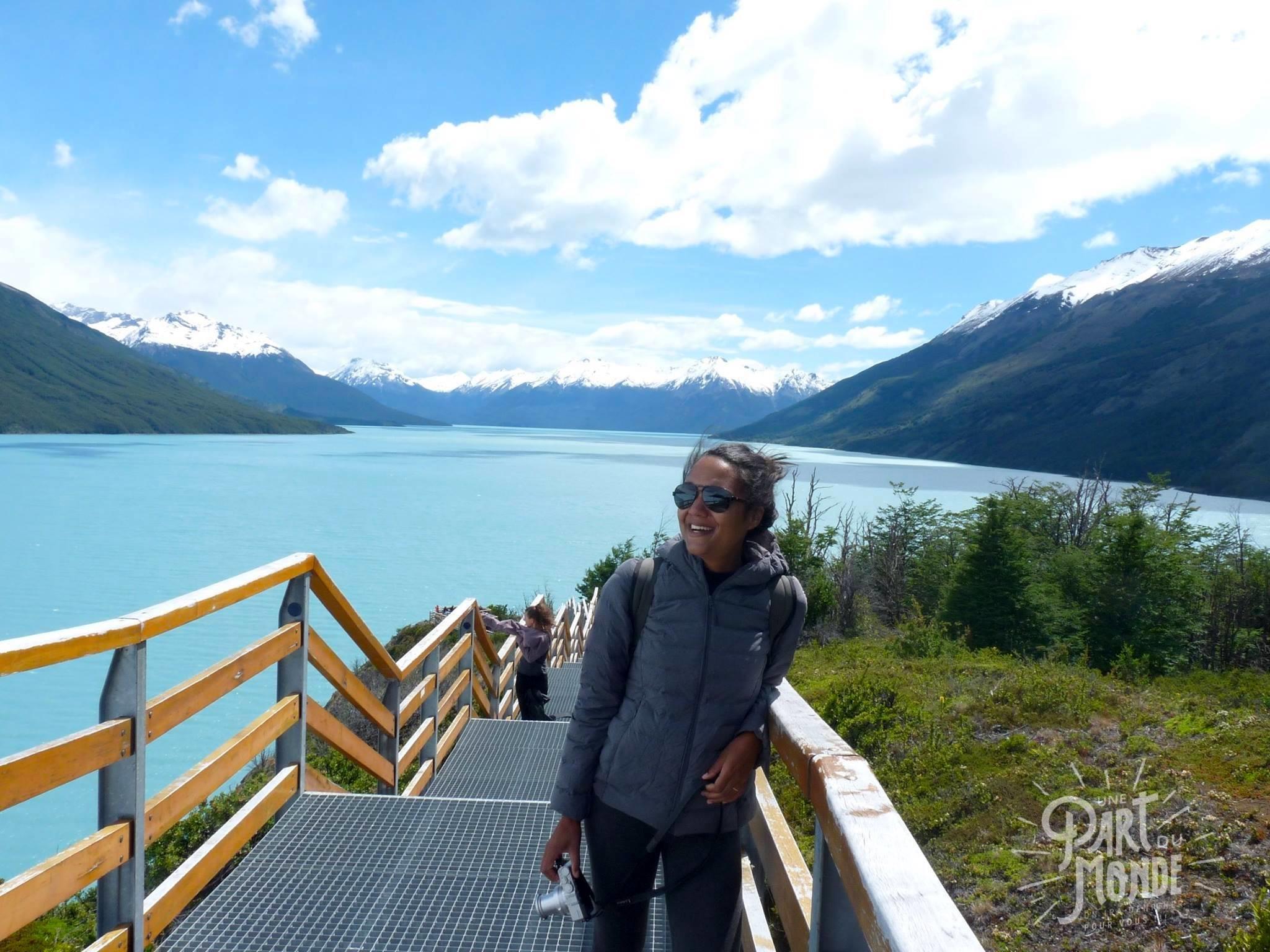 glacier perito moreno lac krystel