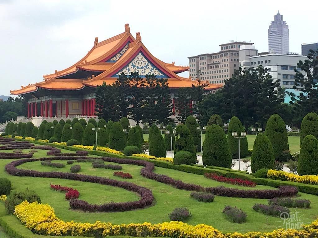 jardin memorial taipei