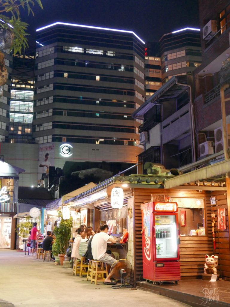 night market taichung rue
