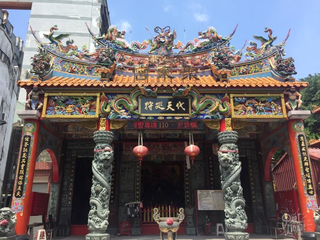 temple 2 tainan