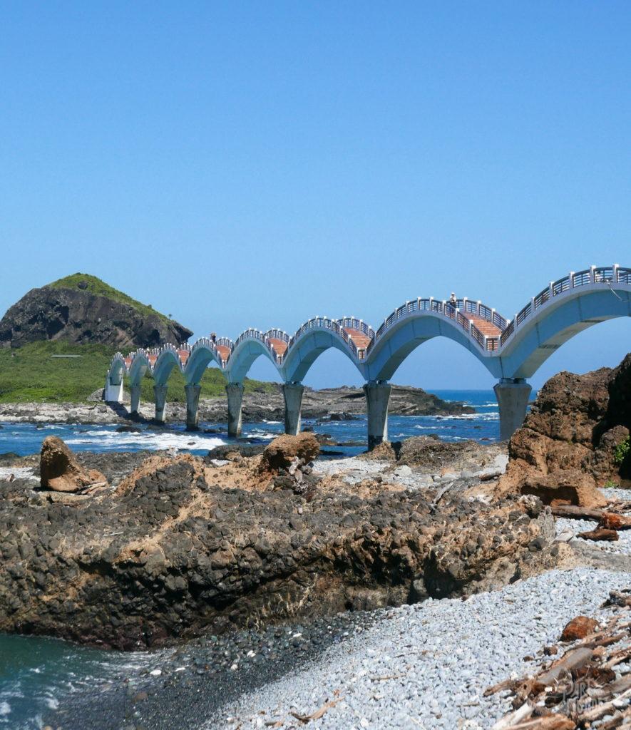 pont du dragon Sanxiantai