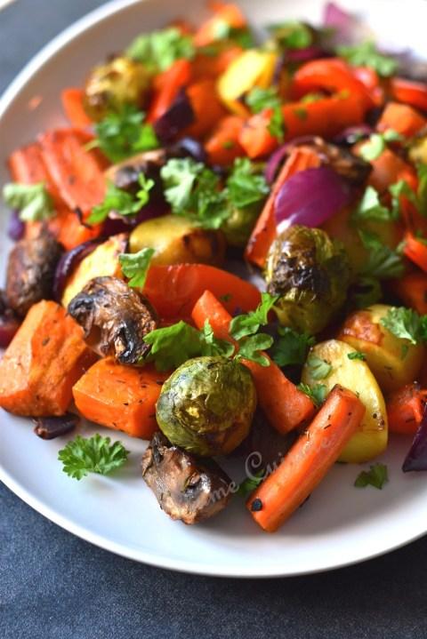 Légumes-au-four-cuisson