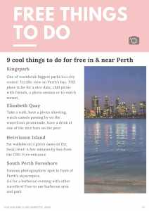 Travel-guide-to-perth-sample-free-things-to-do