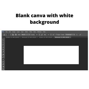 Watermark-in-Photoshop-blank-canva