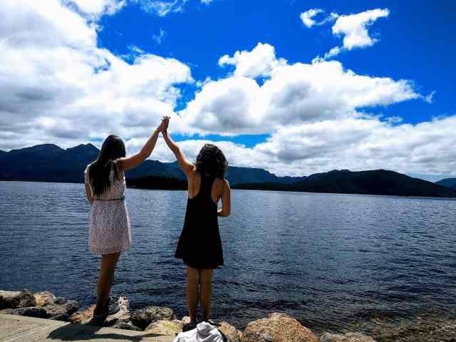 Tasmania itinerary - Lake Burbury