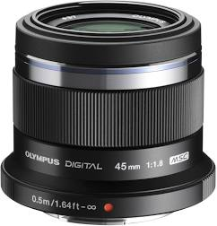 Olympus 45mm - camera lens guide portrait photography