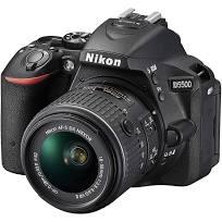 Nikon D5500 DSLR camera beginner photographer and intermediate
