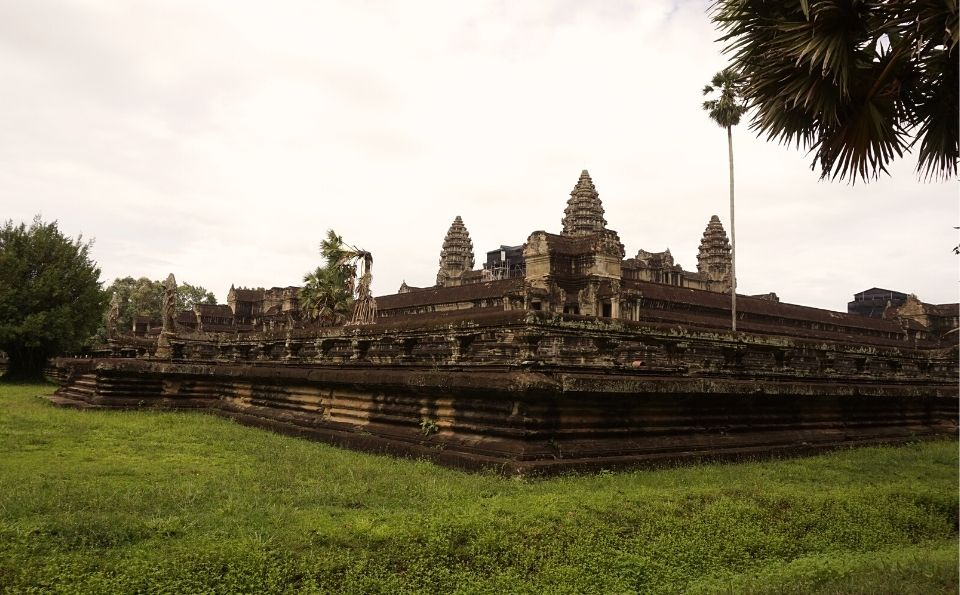 Siem Reap things to do - Angkor Wat main temple