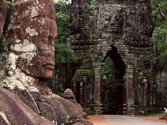 Complex Angkor Thom - Angkor Wat Siem Reap