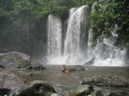 Things to do Siem Reap - Kulen waterfalls