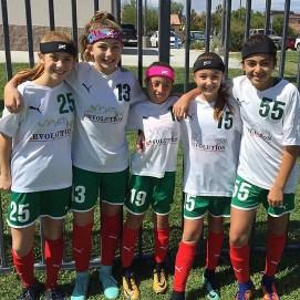 LV Revolution Futbol Club