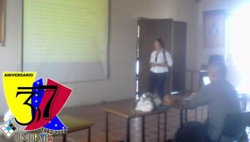 Programa Educación sede Bobures realizó presentación de proyectos de grado
