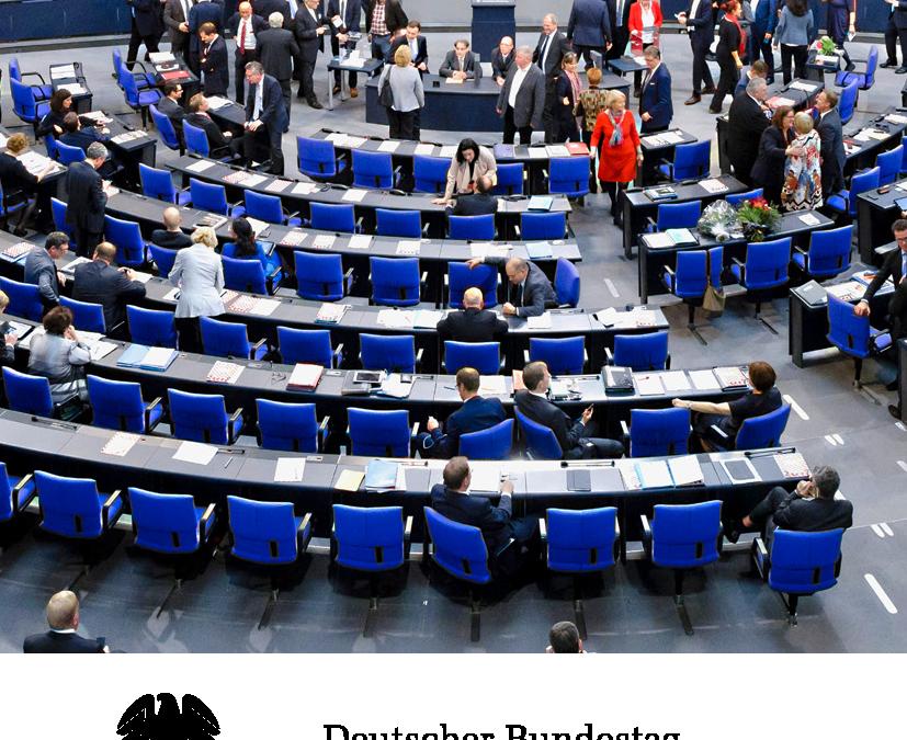 Practică Parlamentară Internațională la Bundestag-ul German