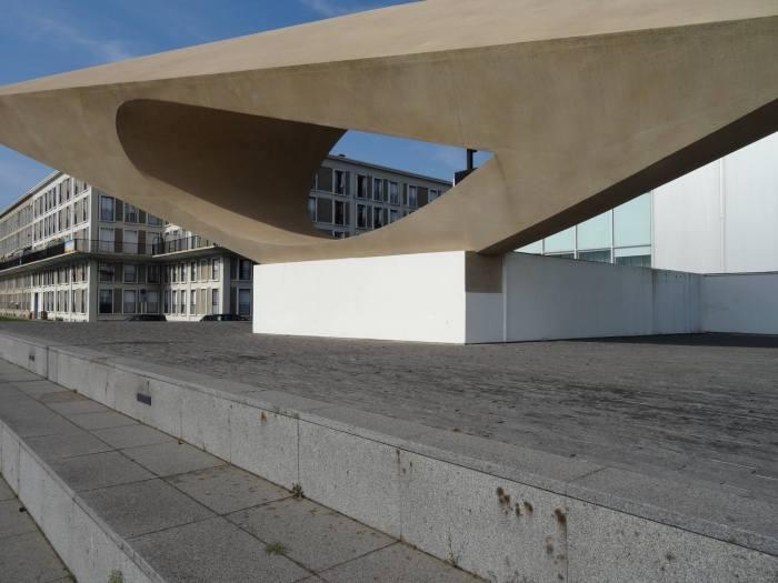 Kunst aan de kust van Le Havre