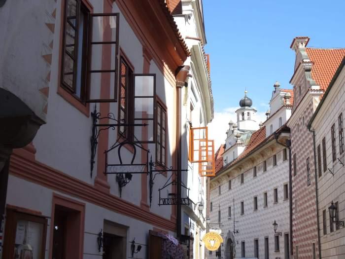 Complex der Jezuïeten in Český Krumlov