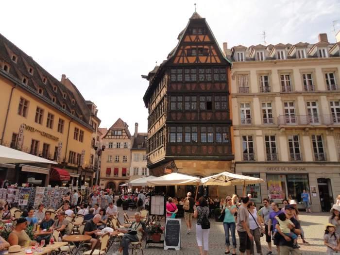 Maison Kammerzell Straatsburg