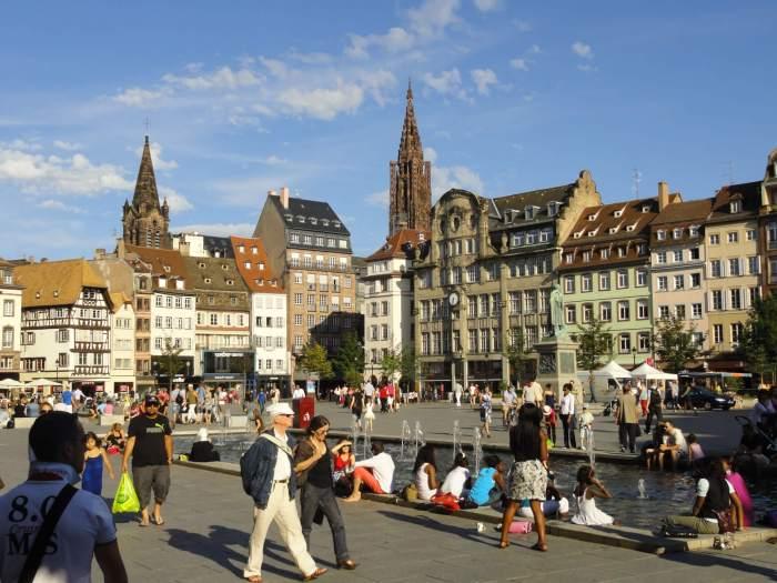 Place Kléber Straatsburg