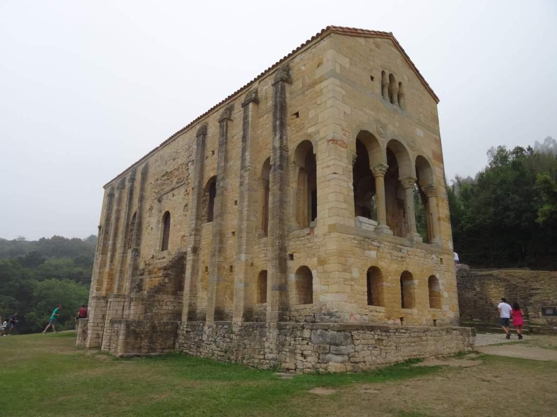 Paleis Santa Maria op een berg
