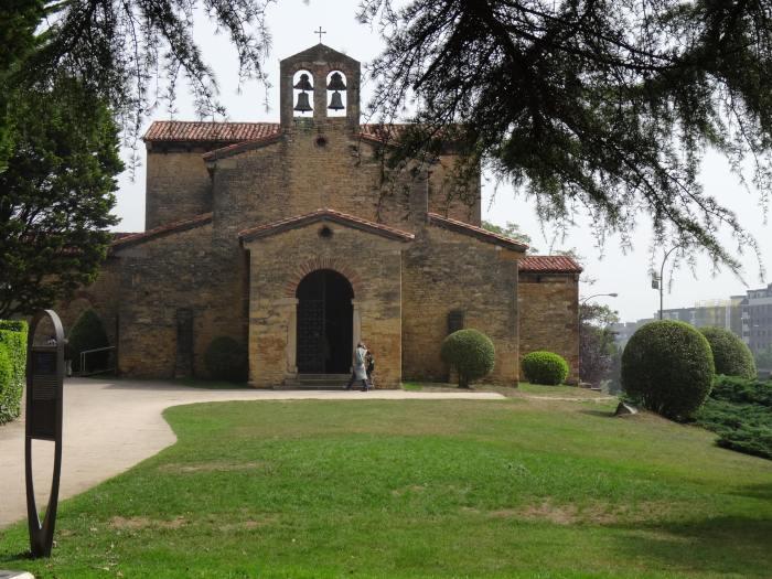 Asturische monumenten, San Julian in Oviedo