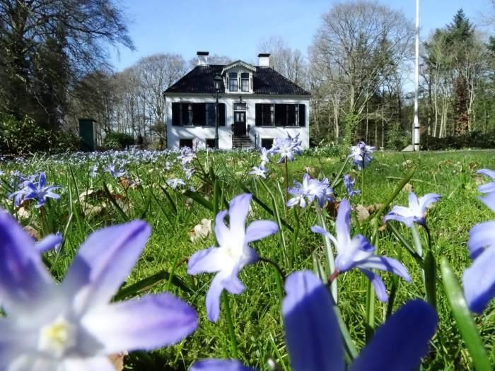 Landhuis van Johannes van den Bosch in Koloniën van Weldadigheid