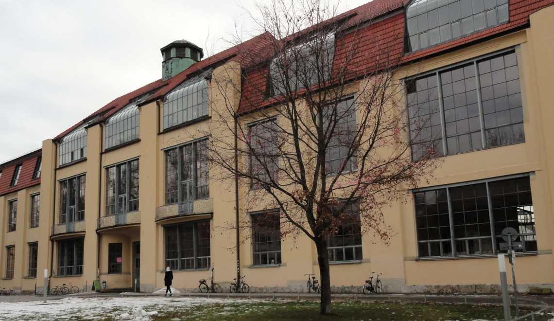 Bauhaus, en hoe de droom van een Duitse natie uiteenspatte