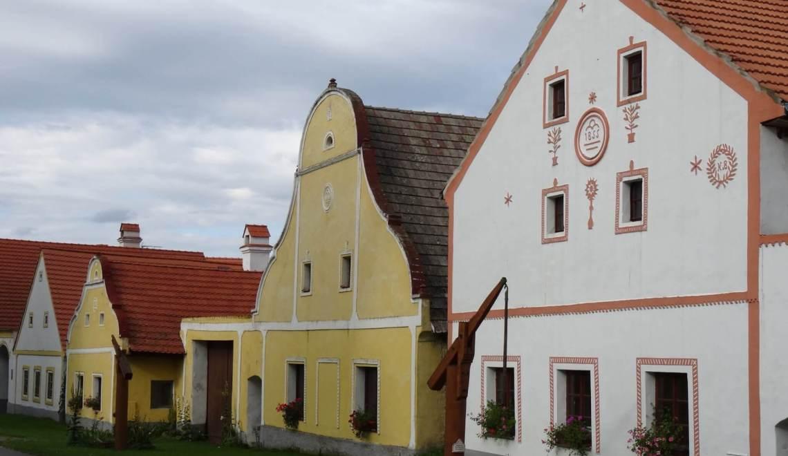 Duits-Tsjechische taalstrijd blijkt in Holašovice zwaar hoofdpijndossier