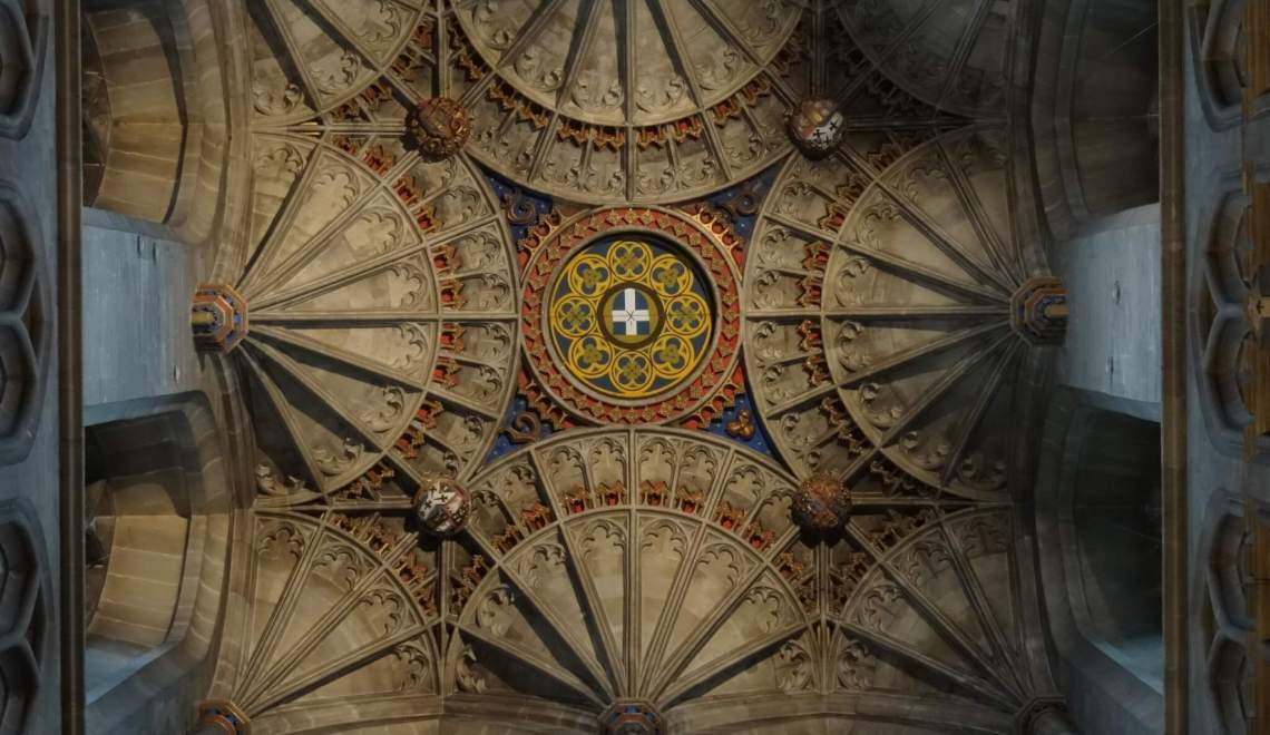 Het afschuwelijke verhaal van Sint Becket en de bedevaart naar Canterbury