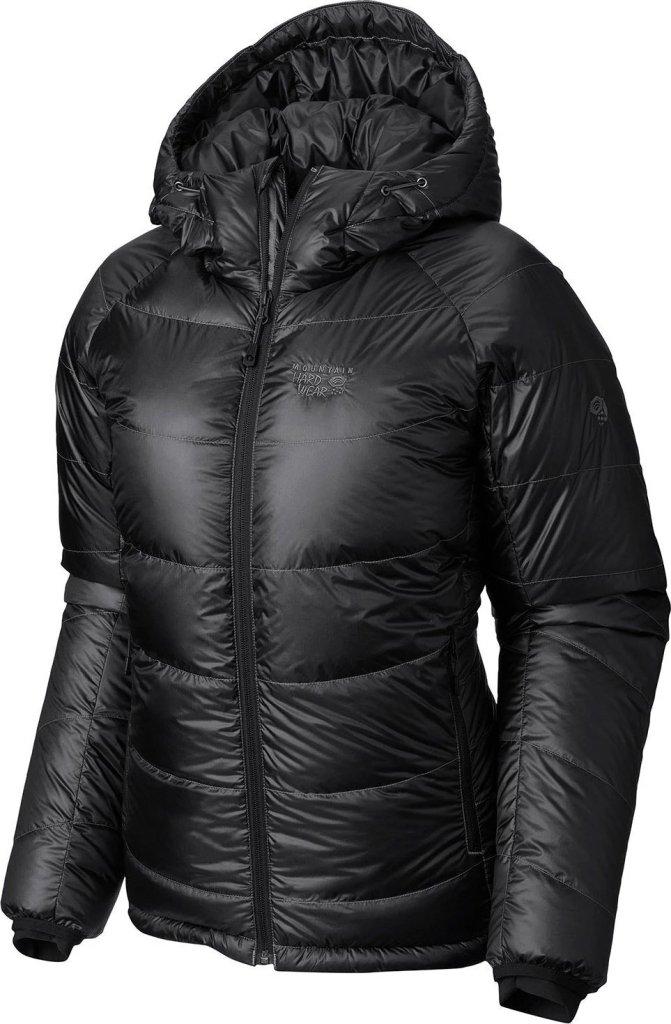 Doudoune Mountain Hardware Phantom Jacket Hoody noire femme