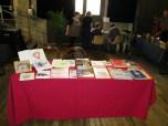 Coin lecture : des livres sur le thème de l'Art Postal