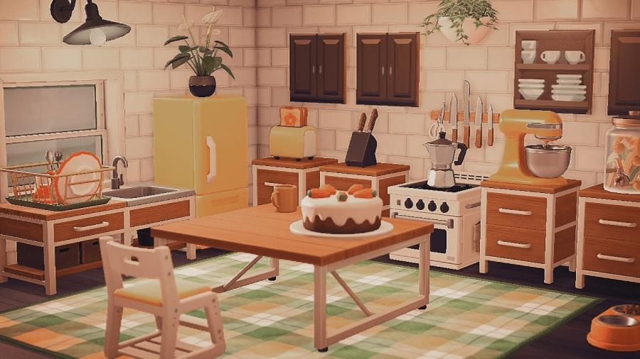 Living Room Animal Crossing New Horizons - RUNYAM on Animal Crossing New Horizons Living Room  id=96774
