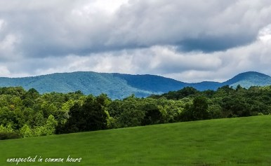 Foothills of the Blue Ridge
