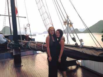 Ha Long Bay with Gabby