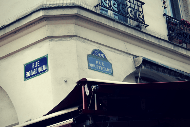 Rue Mouffetard: We Were Staying in Paris | Unexpected Realities