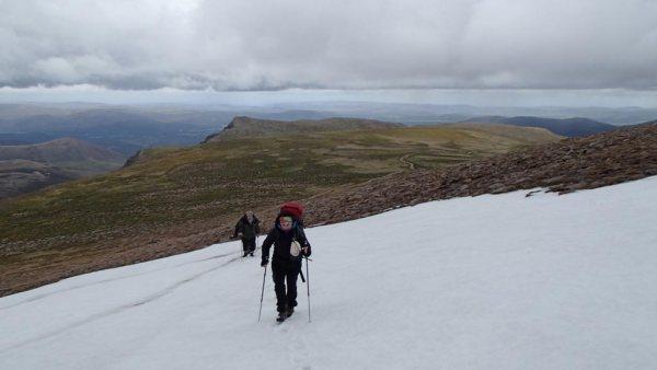 cairngorm hillwalking scotland