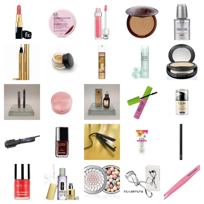 Cult Classic Make Up Products