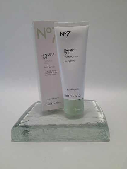 REVIEW: No7 Beautiful Skin Purifying Mask for Normal / Oily Skin