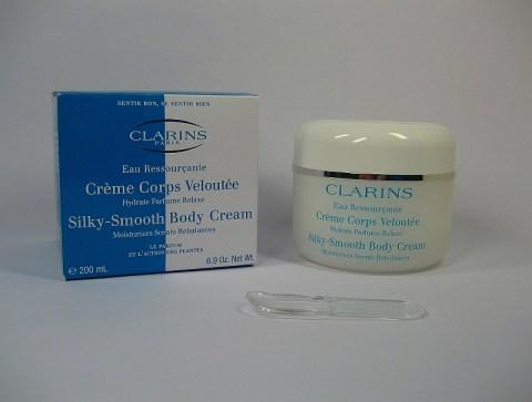 Clarins Eau Ressourçante Silky-Smooth Body Cream