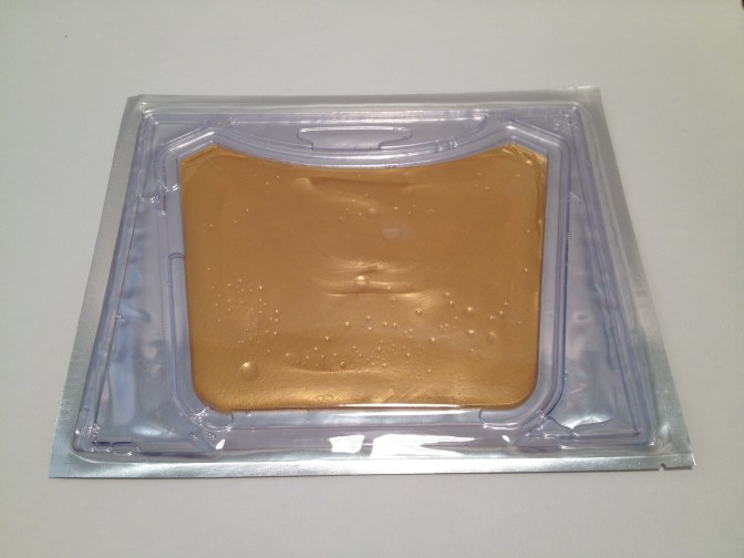 Jamela 24K Gold Collagen Neck Mask