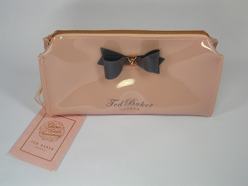 Ted Baker Make Up Bag, empty