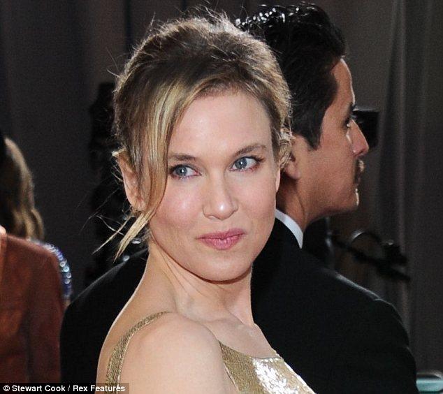 Renée Zellweger at the Oscars